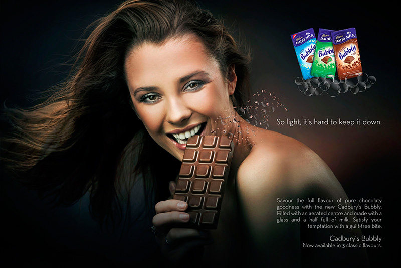 AD | Cadbury Dairy Milk Bubbly